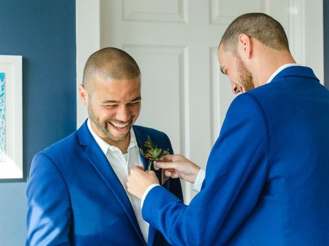 Brandon and Allison's Wedding in Charleston, South Carolina 7