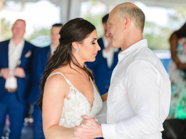 Brandon and Allison's Wedding in Charleston, South Carolina 8