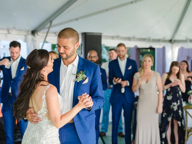 Brandon and Allison's Wedding in Charleston, South Carolina 9