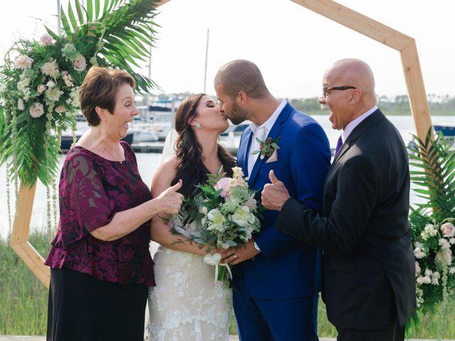 Brandon and Allison's Wedding in Charleston, South Carolina 11