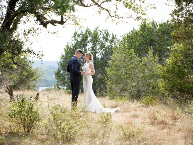 Luke Johnston and Emily Anderson's Wedding in Dripping Springs, Texas 1