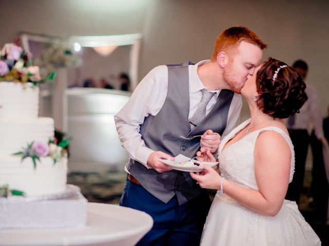 Cory and Heather's Wedding in Toms River, New Jersey 1