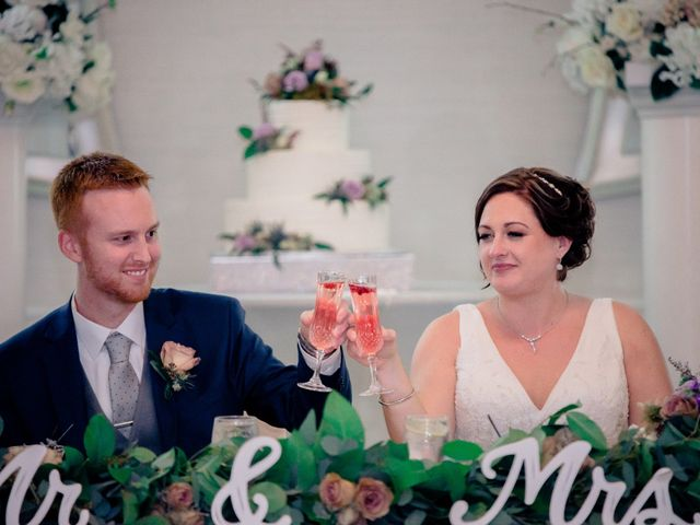 Cory and Heather's Wedding in Toms River, New Jersey 4