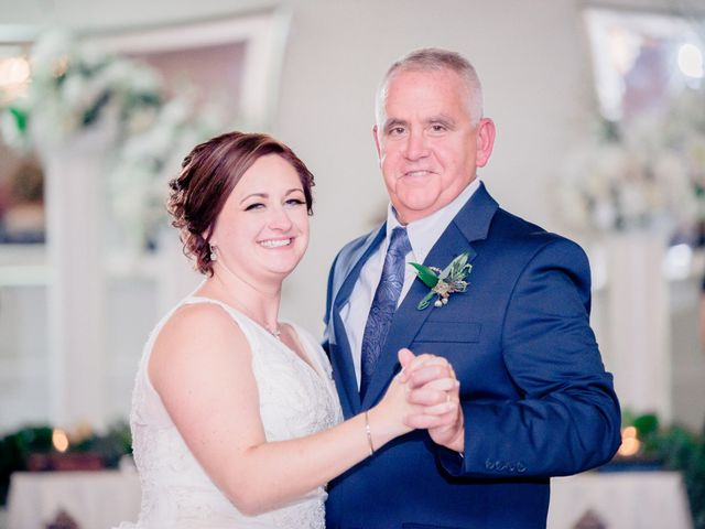 Cory and Heather's Wedding in Toms River, New Jersey 6