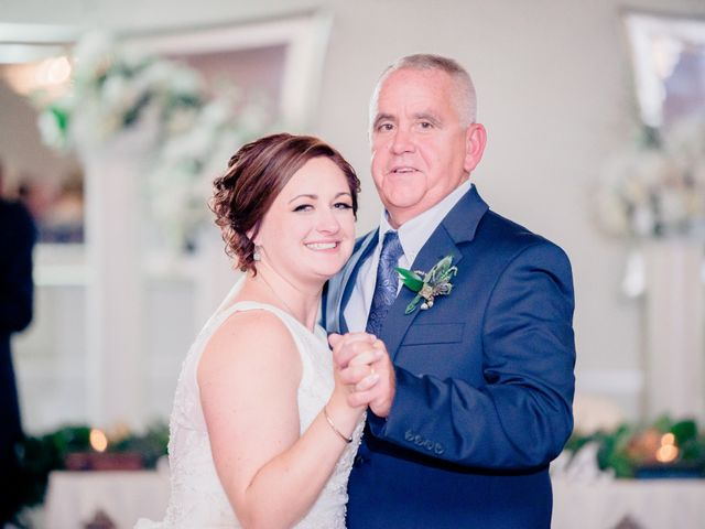 Cory and Heather's Wedding in Toms River, New Jersey 7