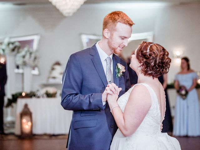 Cory and Heather's Wedding in Toms River, New Jersey 12