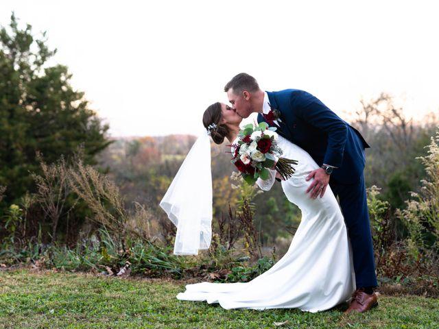 The wedding of Breanna and Adam