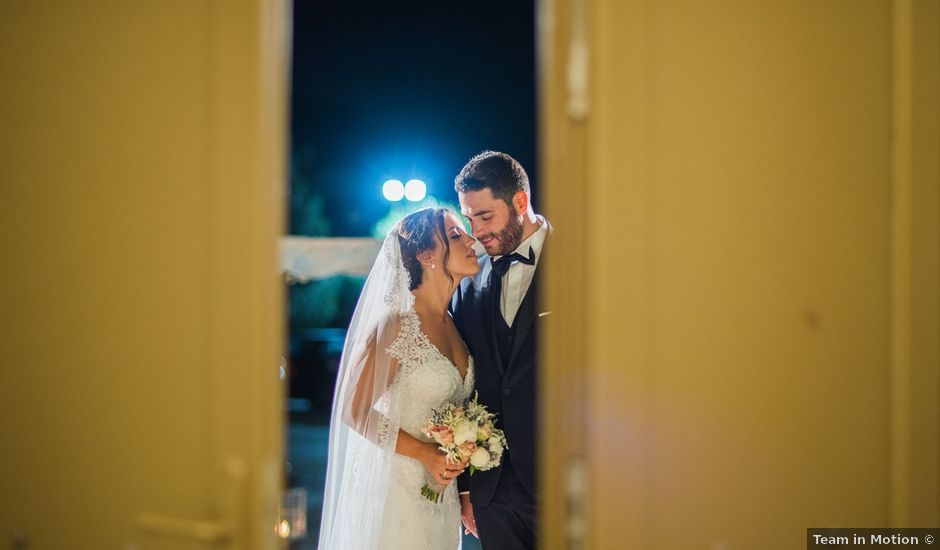 Aggeliki and Konstantinos's Wedding in Athens, Greece