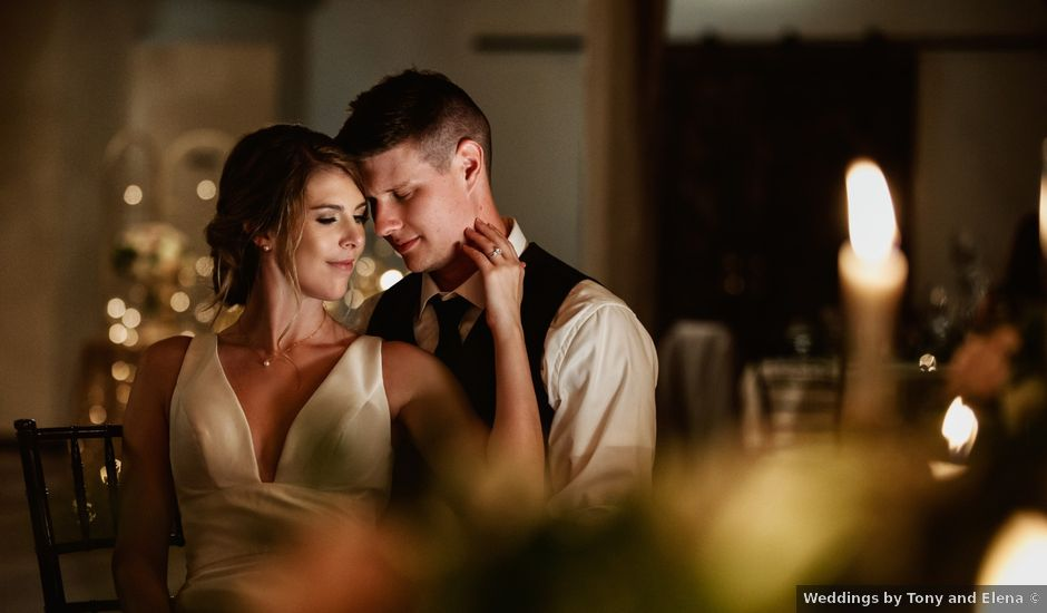Luke Johnston and Emily Anderson's Wedding in Dripping Springs, Texas