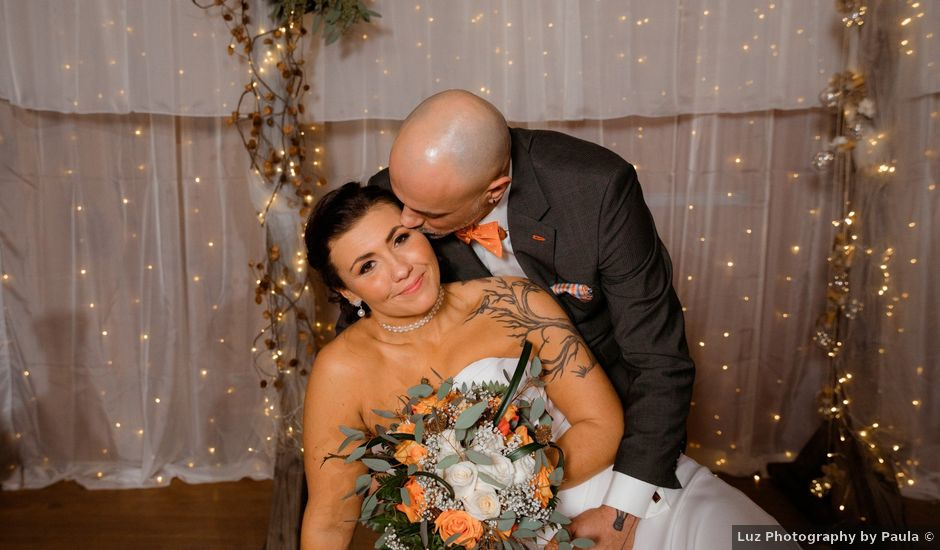 Philippe and April's Wedding in Enfield, Connecticut