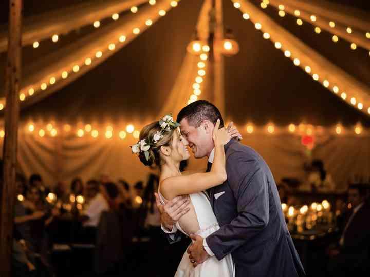 The wedding of Joe and Madison