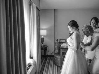 The wedding of Annette  and Ben  3