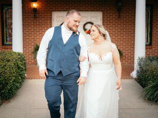 The wedding of Aaron and Shea