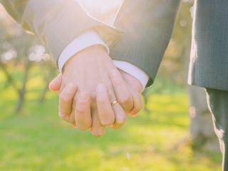 The wedding of Edward and Jason 2