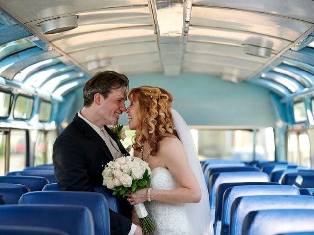 John and Linda's Wedding in Pittsburgh, Pennsylvania 1