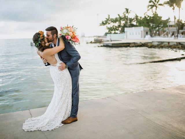 The wedding of Mandy and Kian