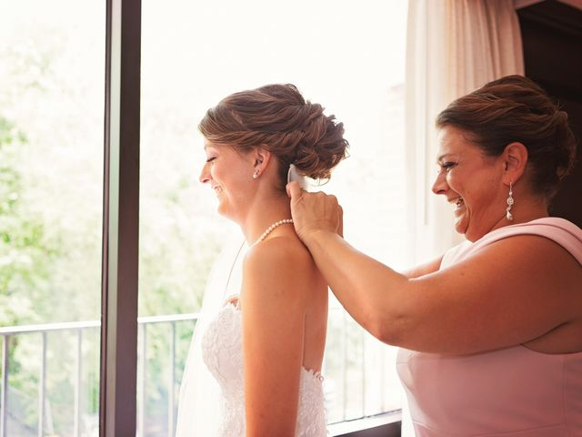 Kevin and Danielle's Wedding in Andover, Massachusetts 7