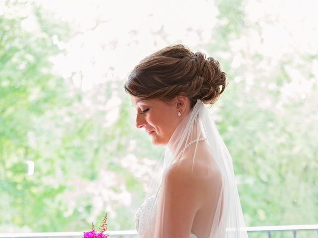 Kevin and Danielle's Wedding in Andover, Massachusetts 8