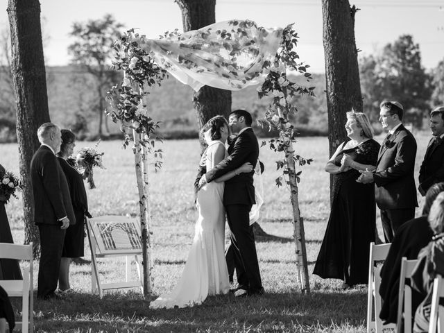 Tom and Deb's Wedding in Round Hill, Virginia 15