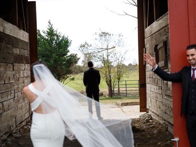 Tom and Deb's Wedding in Round Hill, Virginia 18
