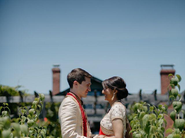 Alan and Ruchi's Wedding in Charlottesville, Virginia 4