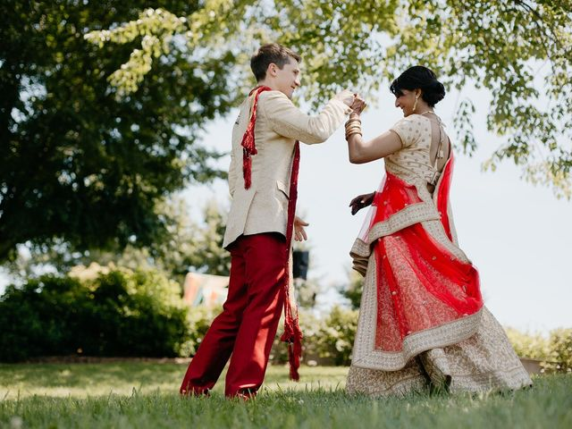 Alan and Ruchi's Wedding in Charlottesville, Virginia 5