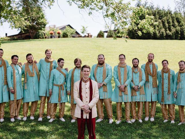 Alan and Ruchi's Wedding in Charlottesville, Virginia 7