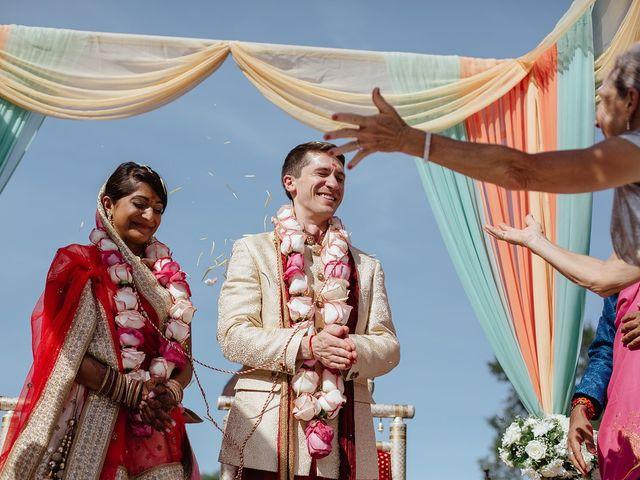 Alan and Ruchi's Wedding in Charlottesville, Virginia 10