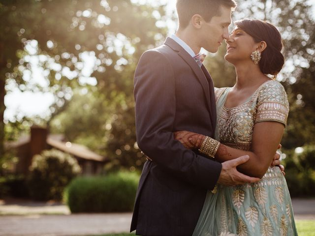 Alan and Ruchi's Wedding in Charlottesville, Virginia 15