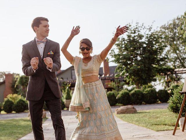 Alan and Ruchi's Wedding in Charlottesville, Virginia 17