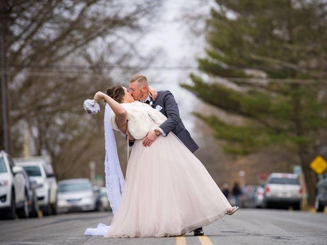 Chris and Alysha's Wedding in Havre de Grace, Maryland 7