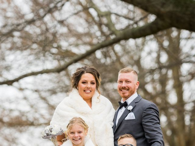 Chris and Alysha's Wedding in Havre de Grace, Maryland 10