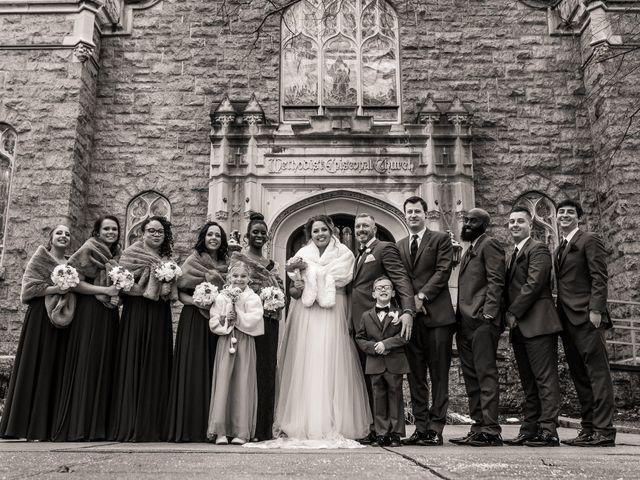 Chris and Alysha's Wedding in Havre de Grace, Maryland 11