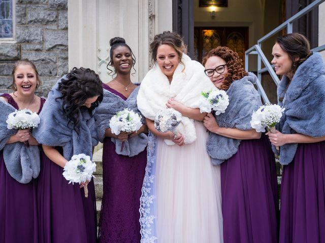 Chris and Alysha's Wedding in Havre de Grace, Maryland 15