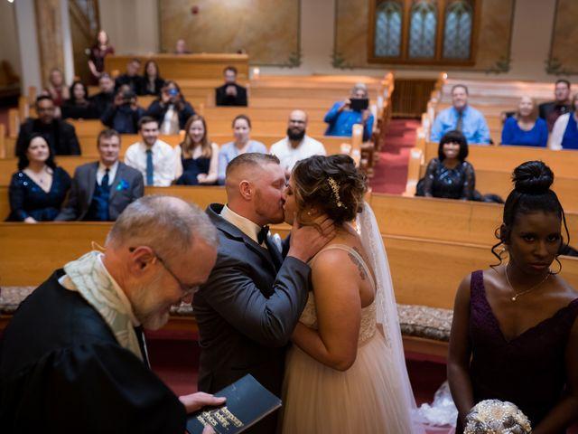 Chris and Alysha's Wedding in Havre de Grace, Maryland 19