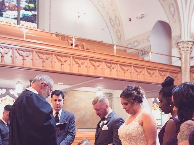 Chris and Alysha's Wedding in Havre de Grace, Maryland 21