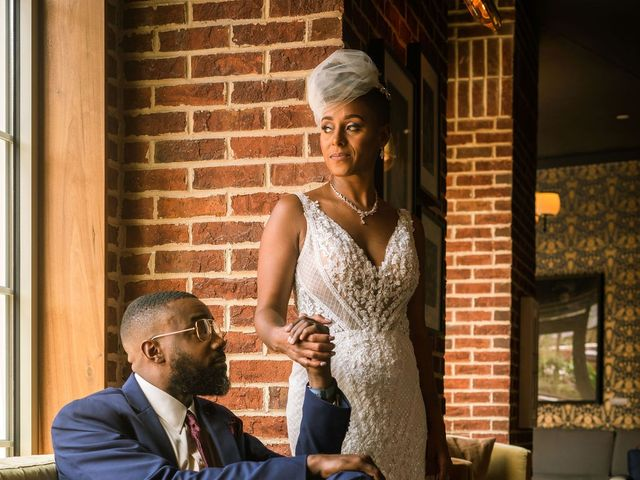 Jai and Lynne's Wedding in Savannah, Georgia 27