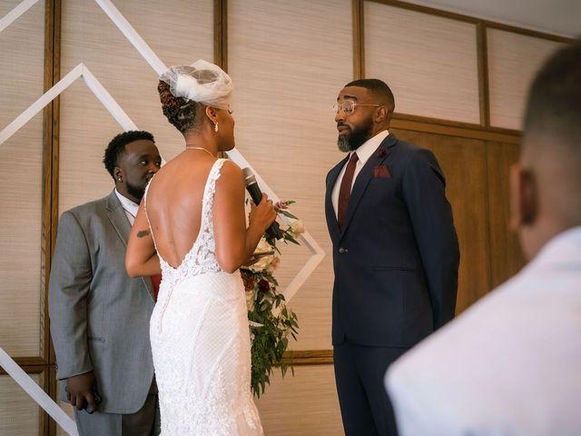 Jai and Lynne's Wedding in Savannah, Georgia 16