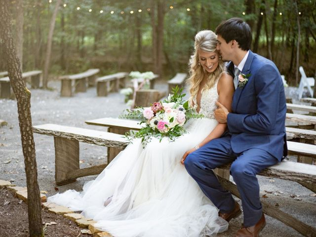 The wedding of Ethan and Sierra