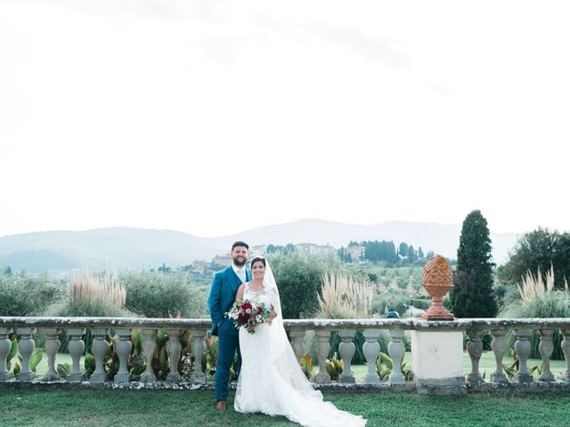 The wedding of Raven and Alim