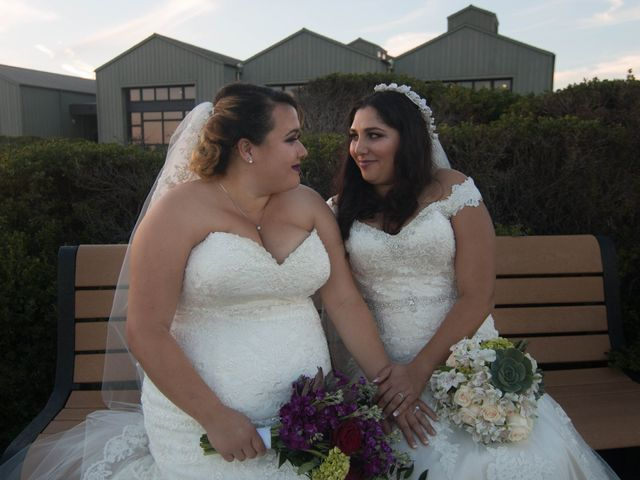 The wedding of Jessica and Andrea