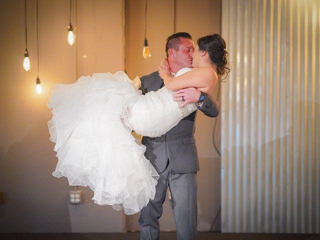 The wedding of Hikaru and Aaron