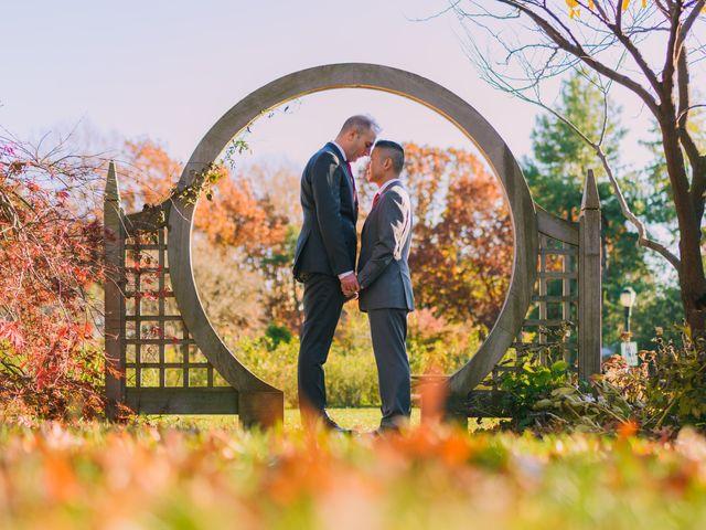 Jason and Edward's Wedding in Flushing, New York 6