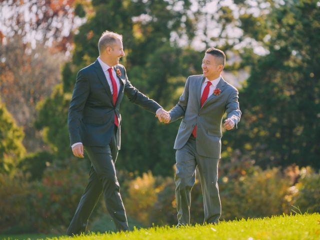 Jason and Edward's Wedding in Flushing, New York 9