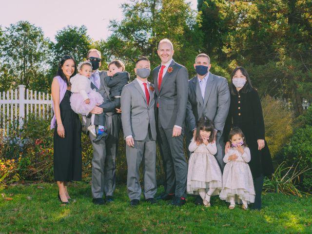 Jason and Edward's Wedding in Flushing, New York 11