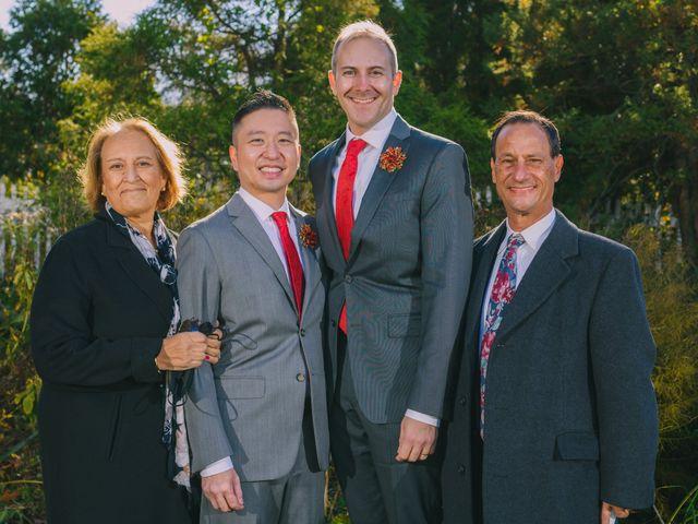 Jason and Edward's Wedding in Flushing, New York 12