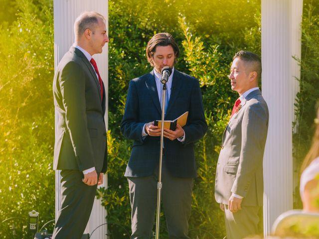 Jason and Edward's Wedding in Flushing, New York 14