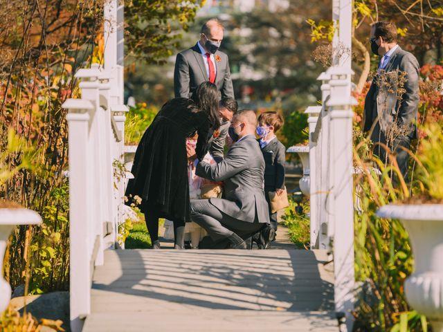 Jason and Edward's Wedding in Flushing, New York 15