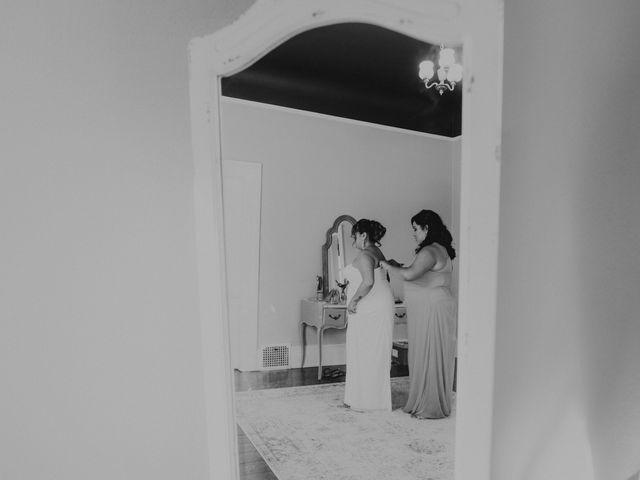 Luis and Vanessa's Wedding in Sacramento, California 5