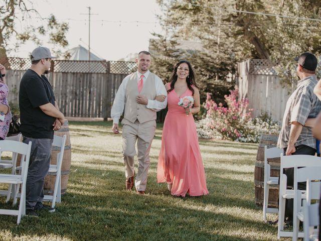 Luis and Vanessa's Wedding in Sacramento, California 16